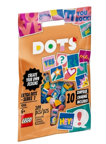 LEGO DOTS Extra DOTS – serie 2 41916