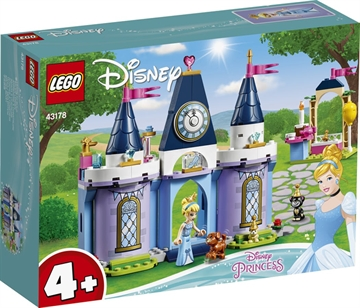 LEGO Disney Princess 43178 Askepots slotsfest
