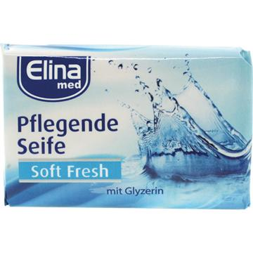 Soap Elina 100G Soft Fresh With Glycerin