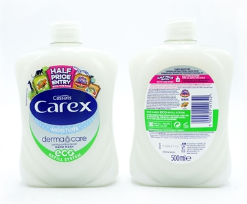 Carex Antibac Hand Wash Moisture 500ml