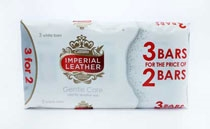 Imperial Leather Soap Gentle Care 3For2 3Pk