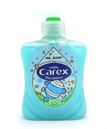 Carex Handwash Mr Men Blue 250ml