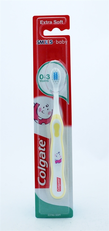 Colgate Toothbrush Smiles 0-3Years