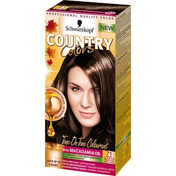 Poly Country Cocoa 71