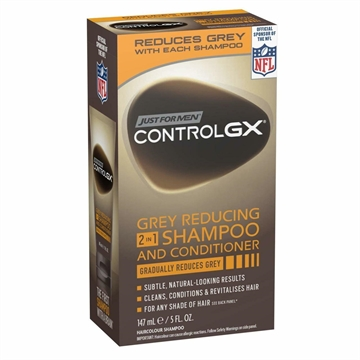 Just For Men Shampoo Controlgx 2In1Grey Reducing 147ml