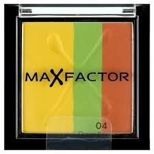Max Factor Max Effect Trio Eyeshadow Queen Bee