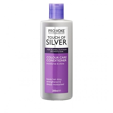 Provoke Touch Of Silver Conditioner Colour Care 200ml
