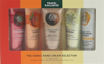The Body Shop G3 Gtr Core Hand Creams 5 150ml