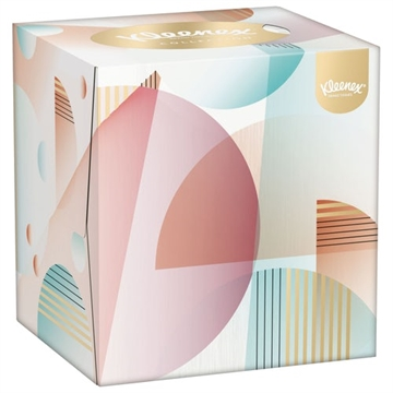 Kleenex Collection Tissues Box 56's