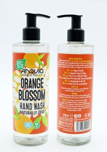 Anovia Handwash Orange Blossom 350ml