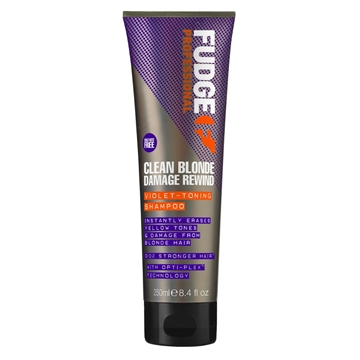 Fudge Clean Blonde Damage Rewind Ton. Shampoo 250ml