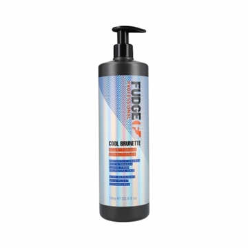 Fudge Cool Brunette Blue-Toning Conditioner 1L