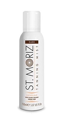 ST. MORIZ - INSTANT SELF TANNING MIST SPRAY - 150 ML - DARK