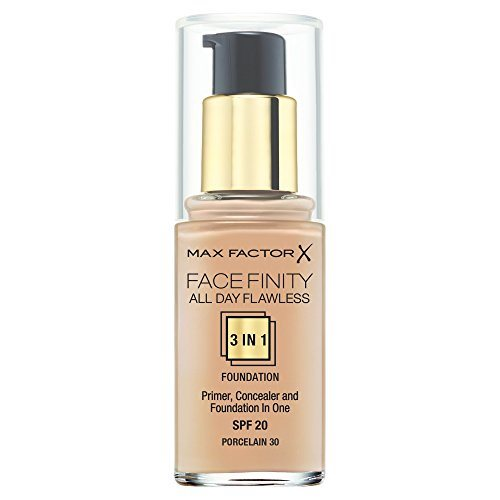 Max Factor Facefinity 3 In 1 Foundation 30 Porcelain