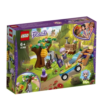 LEGO Friends 41363 Mia's Forest Adventure