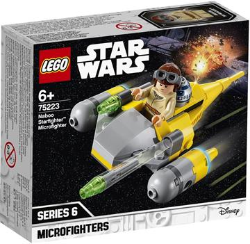 LEGO Star Wars TM 75223 Naboo Starfighter™ Microfighter
