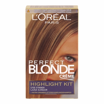 L'Oreal Perfect Blonde Highlight Kit