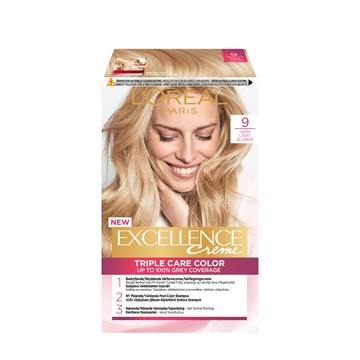 L'ORÉAL  Excellence 9 Very Light Blonde 9 192ML