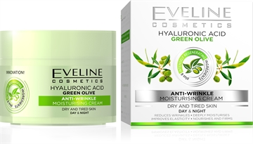 Eveline Green Olive Anti-Wrinkle Day&Night Cream 50ml