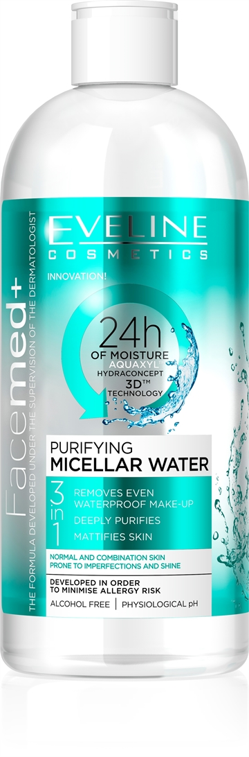 Facemed+ Purifying Micellar Water 400ml