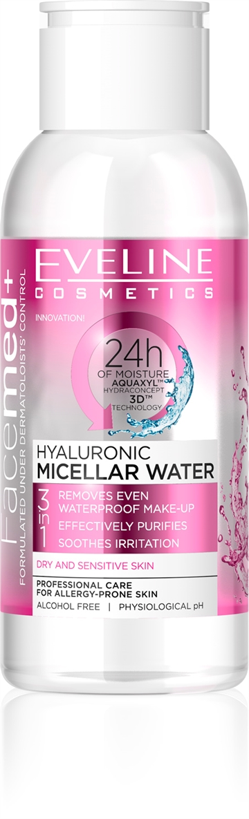 Facemed+ Hyaluronic Micellar Water Mini 100ml