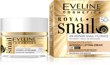 Eveline Royal Snail Day And Night Cream 50+ 50ml