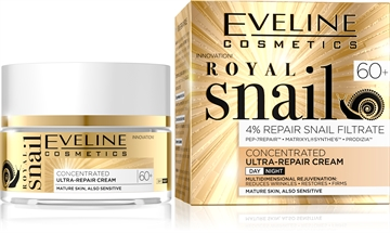Eveline Royal Snail Day And Night Cream 60+ 50ml