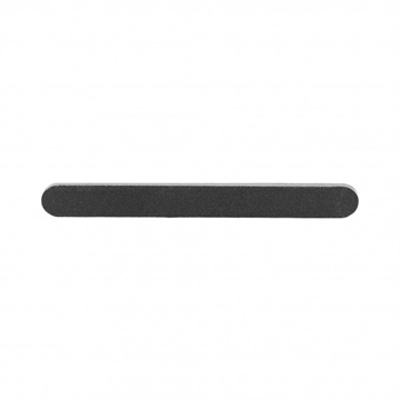 Tools For Beauty T4B Nail File Straight Black Grid 150/180