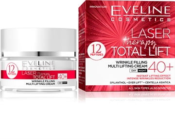 Eveline Laser Therapy Total Lift Day And Night Cream 40+ 50ml
