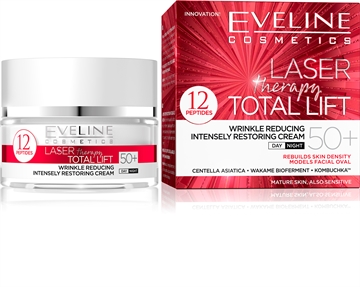 Eveline Laser Therapy Total Lift Day And Night Cream 50+ 50ml