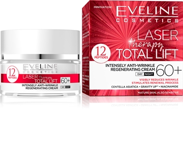 Eveline Laser Therapy Total Lift Day And Night Cream 60+ 50ml