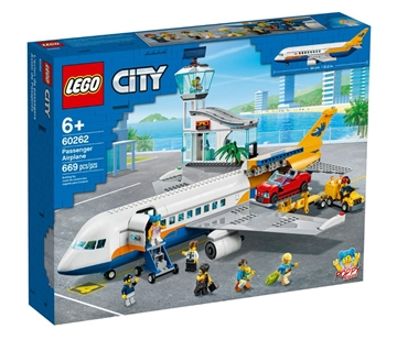 LEGO City Airport Passagerfly 60262