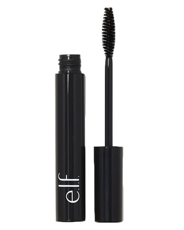 e.l.f. Volumizing & Defining Mascara Jet Black  Jet Black