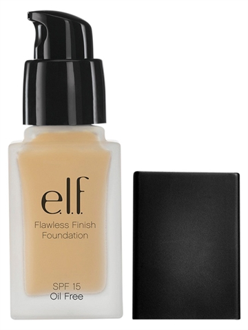 E.L.F. Flawless Finish Foundation  Sand