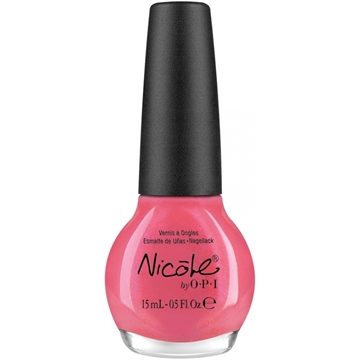 OPI Nicole by OPI Nail Lacquer 15ml Great Minds Pink Alike