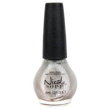 OPI Nicole by OPI Nail Lacquer 15ml The Gold Shoulder
