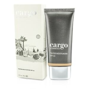 Cargo Cosmetics Tinted Moisturiser SPF20 50ml Bisque