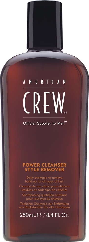 American Crew CLASSIC POWER CLEANSER STYLE SHAMPOO 250ML