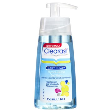 Clearasil Daily Clear Skin Perfecting Wash (150 ml)