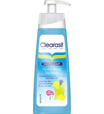 Clearasil Daily Clear Daily Gel Wash (200 ml)