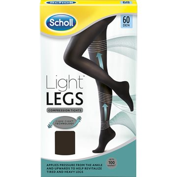 Scholl Tight 60 Den Black