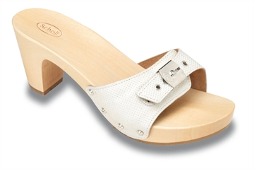 Scholl Pescura Lady Dot Ivory 36