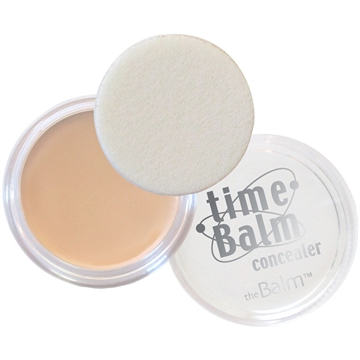 The Balm Timebalm Concealer 7,5gr timeBalm concealer - Light