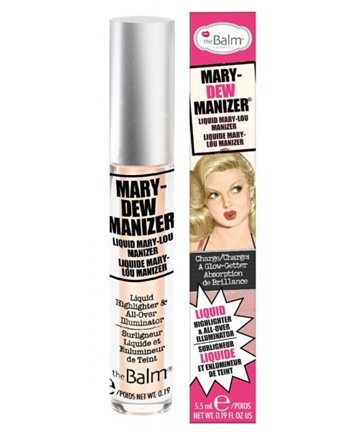 The Balm Mary-Dew Manizer Liquid Highlighter 5ml