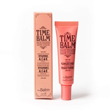 The Balm Timebalm Face Primer 12ml Timebalm Primer Travel Size
