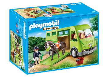 Playmobil Hästtransport 6928