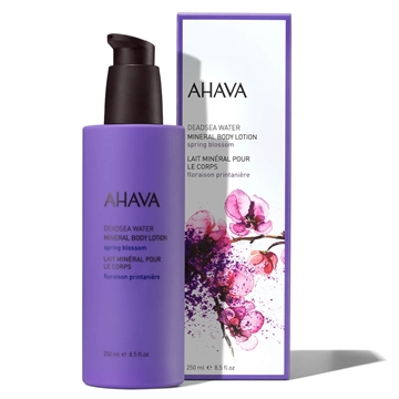 AHAVA Deadsea Water Mineral. Body Lotion Spring Blosso 250ml Spring Blossom