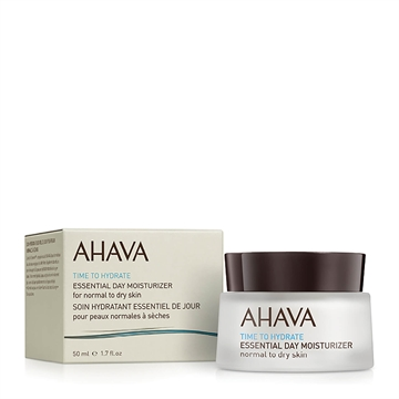AHAVA Time To Hydrate Essential Day Moisturizer 50ml Normal/Dry Skin