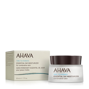 AHAVA Time To Hydrate Essential Day Moisturizer 50ml Combination Skin