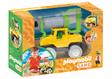 Playmobil Borrigg 70064